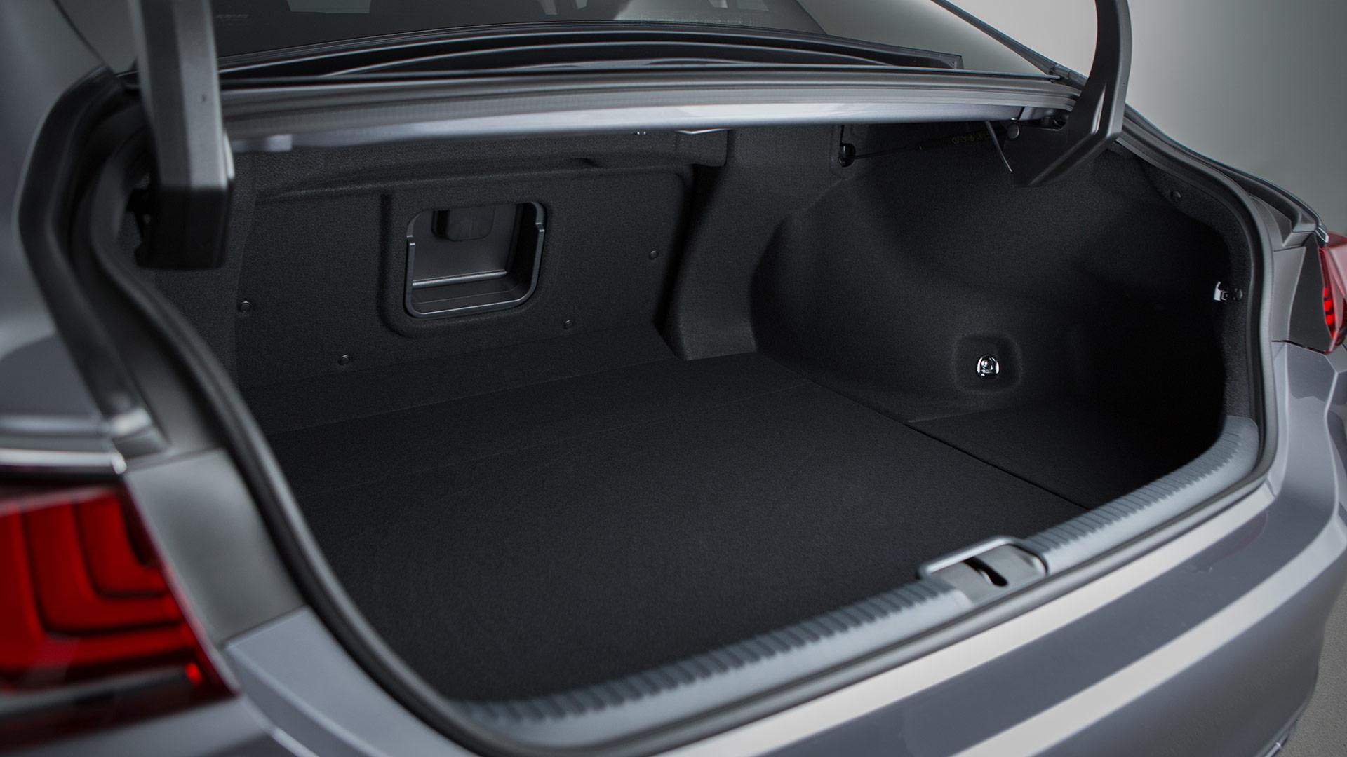 Lexus ES bagageruimte