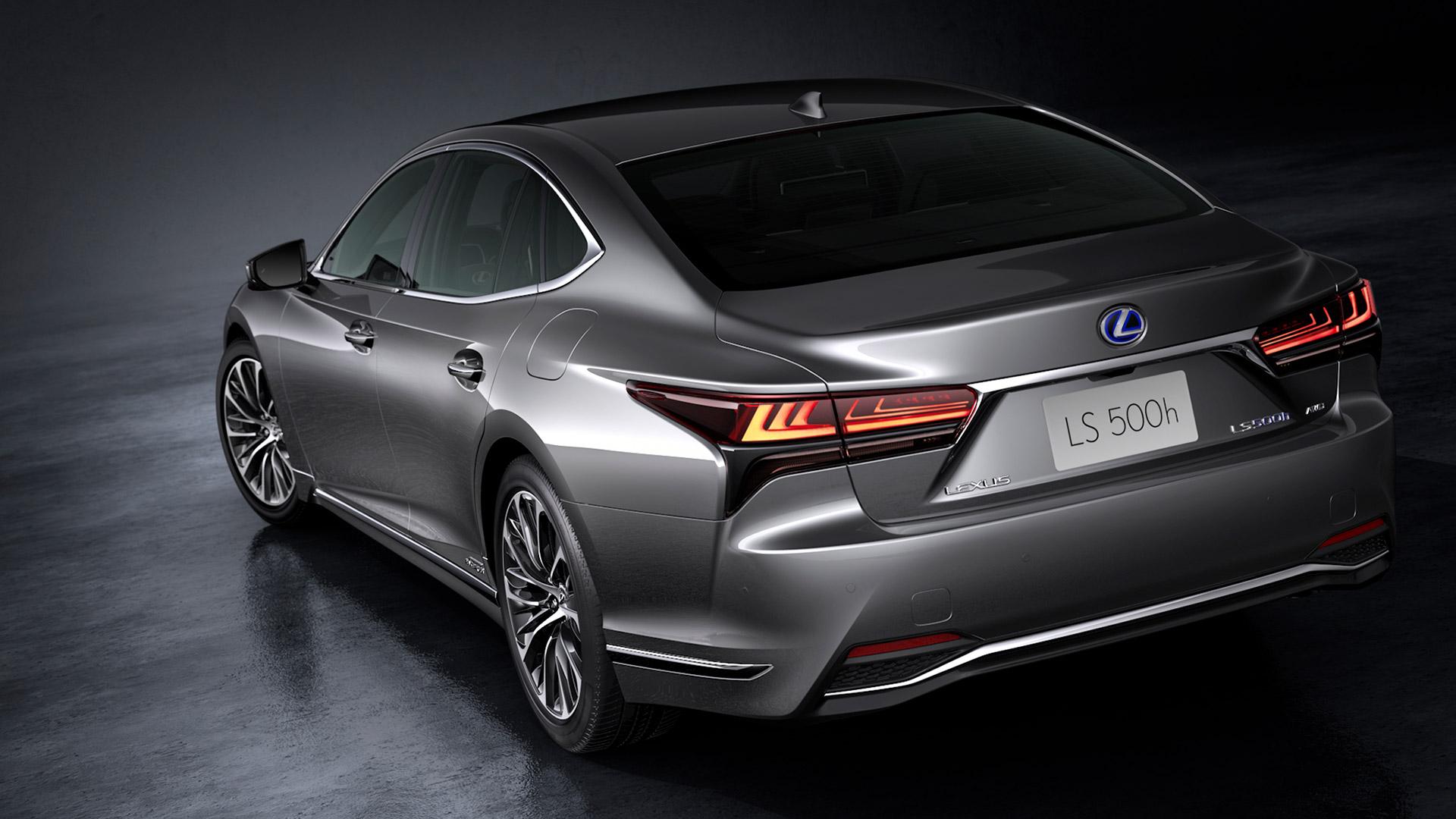 Lexus introduceert LS met Advanced Drive
