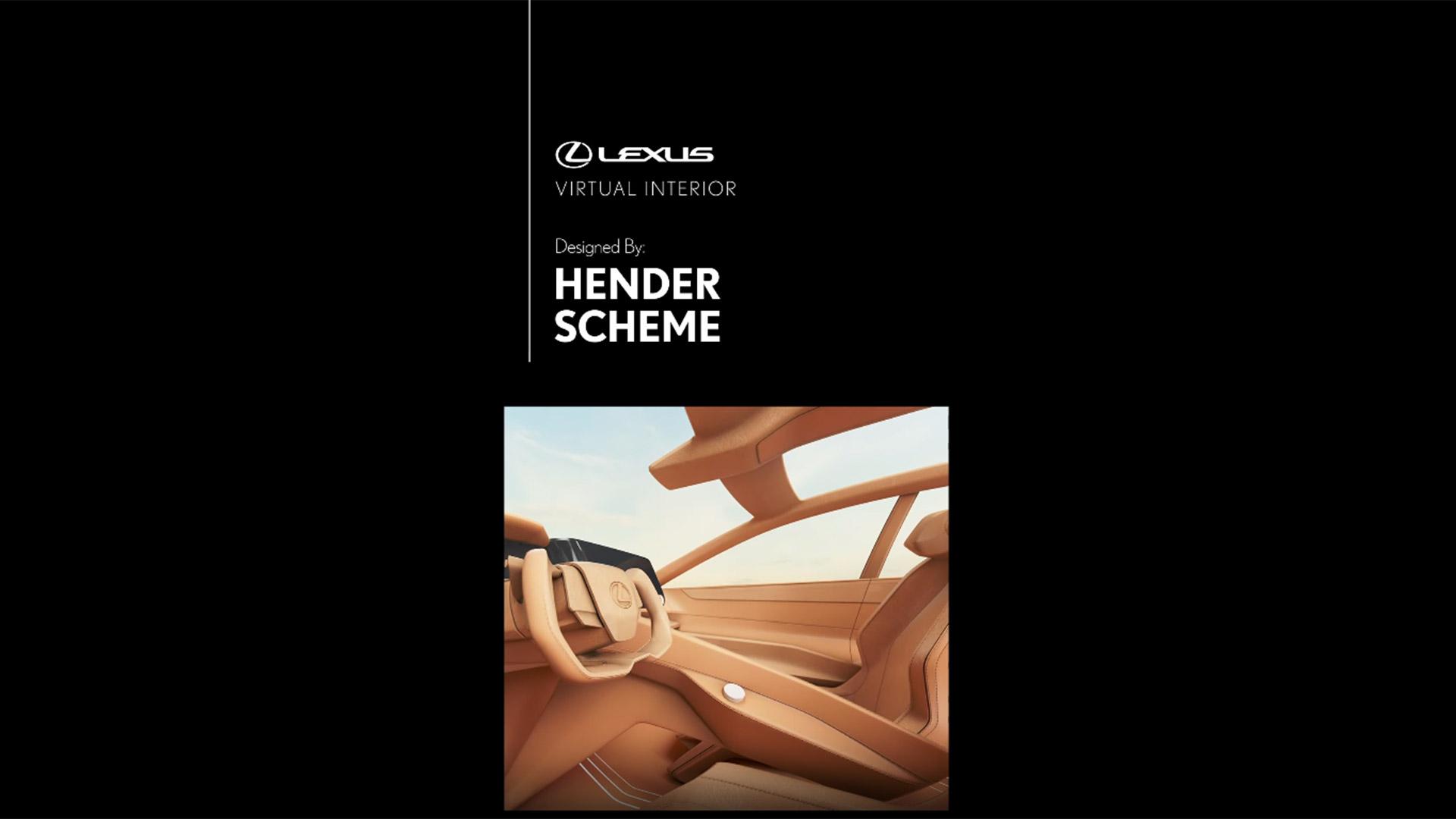 Lexus video Hender