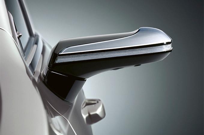 2020 006 digitale buitenspiegels voor Lexus ES IMG4 Persoonlijke instellingen