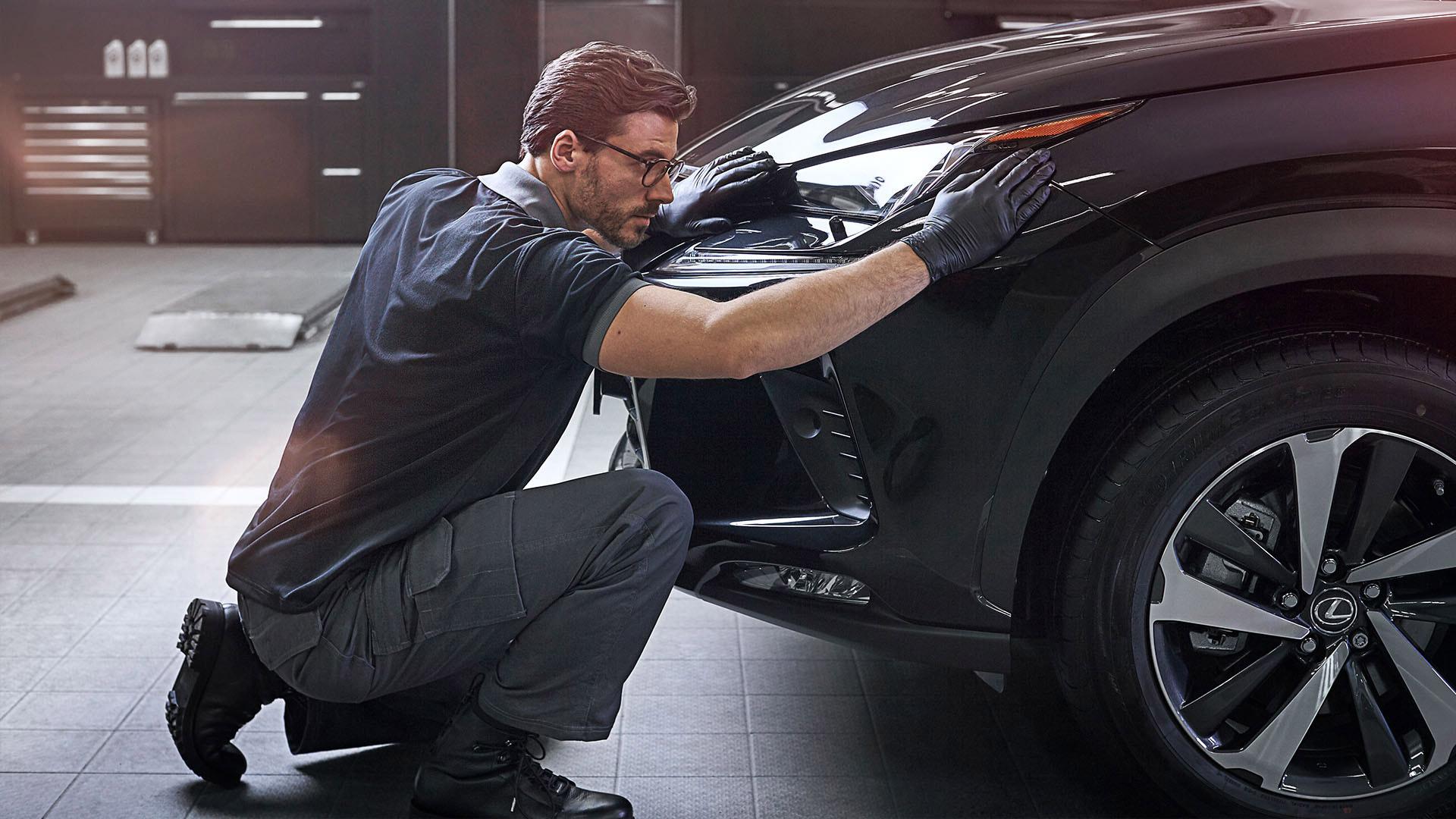 Lexus Service Planner