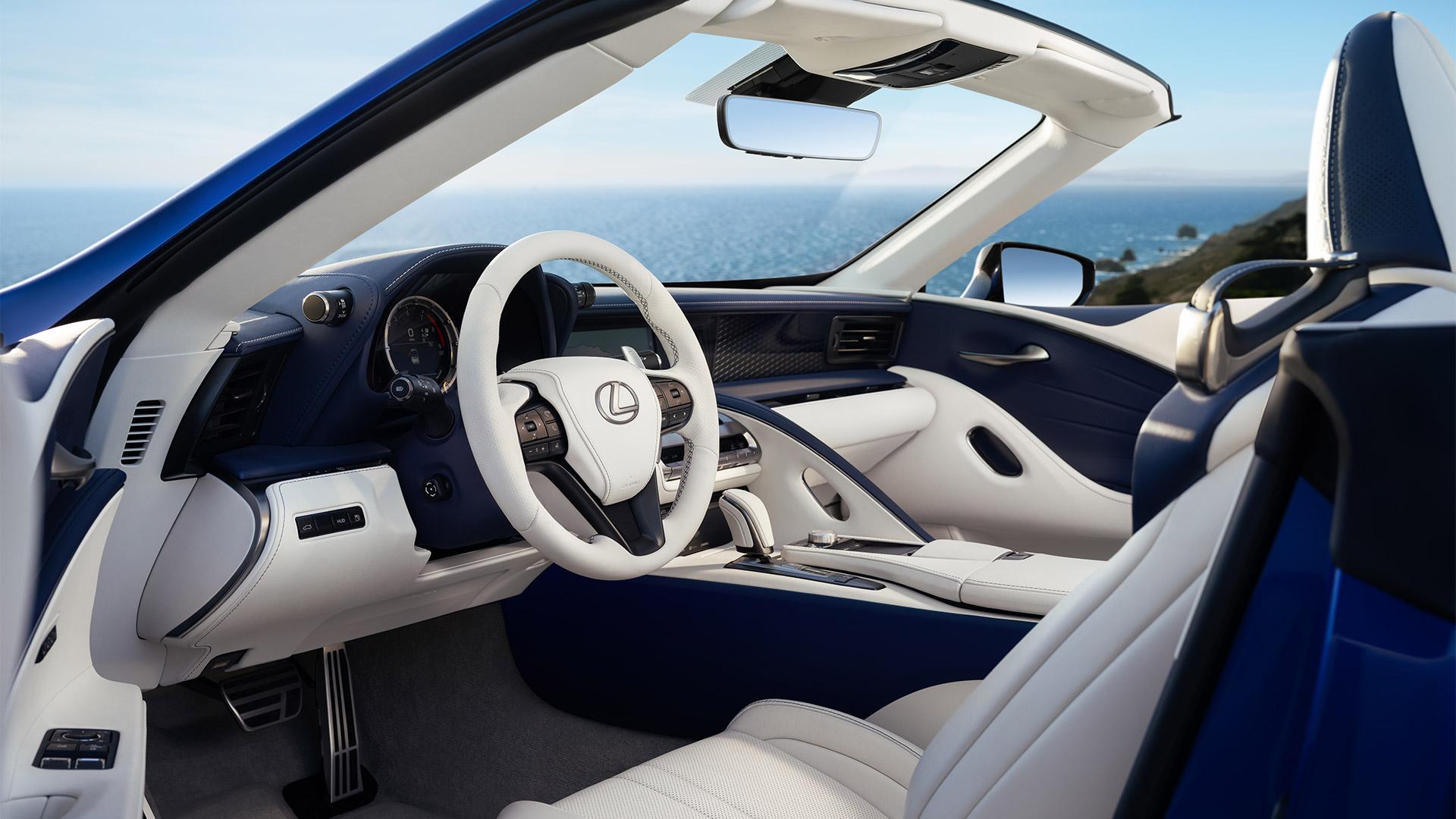 18 2019 027 nieuwe Lexus LC 500 Convertible 1920x1080 galerij