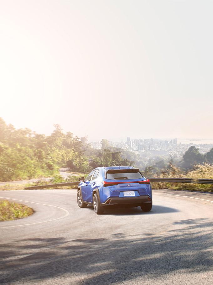 2020 020 Lexus UX 300e electrified IMG moeiteloze acceleratie