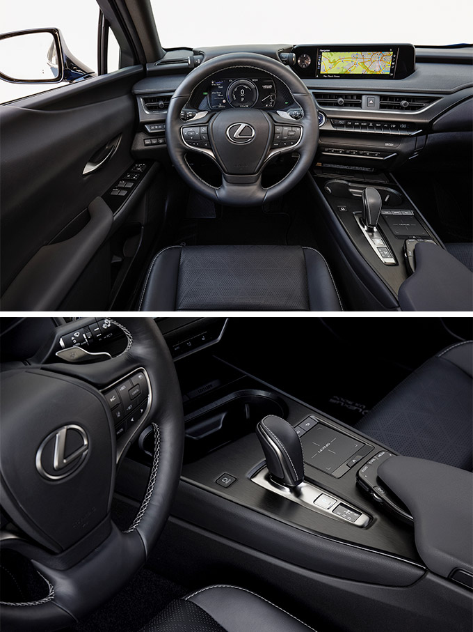 2020 020 Lexus UX 300e electrified IMG Shift by wire