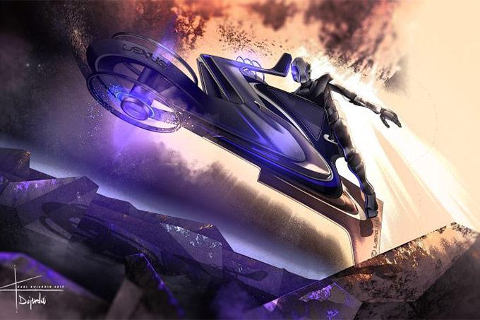 2020 004 Lexus Zero Gravity Concept IMG4 680