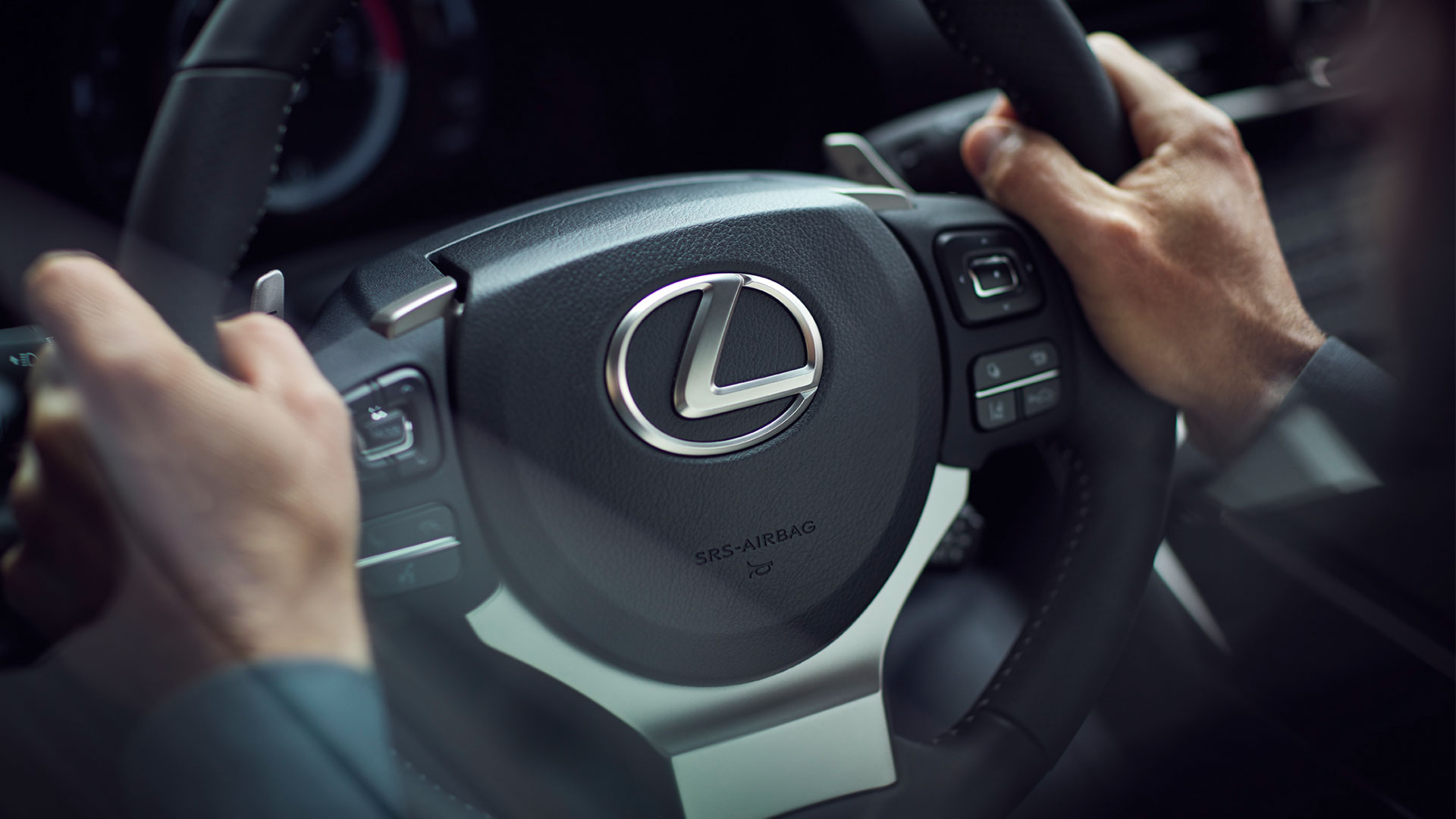 2017 lexus is next steps behind wheel 002