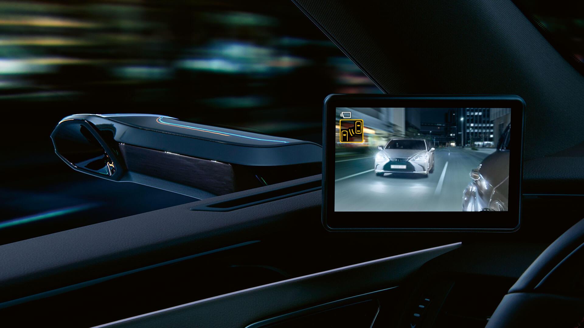 1 2020 lexus es gallery digital mirror 03