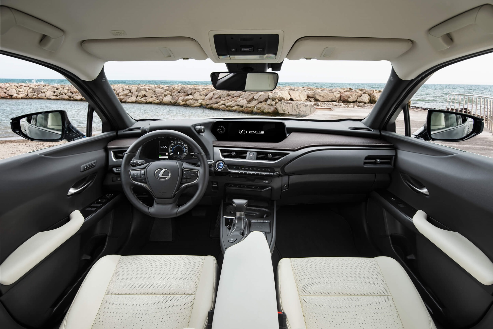 Lexus Ux como o patrimonio japones influenciou o novo crossover