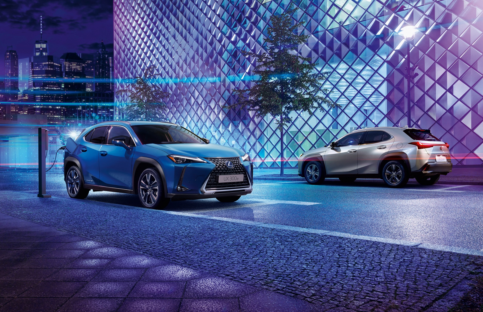 Lexus confirma tres estreias