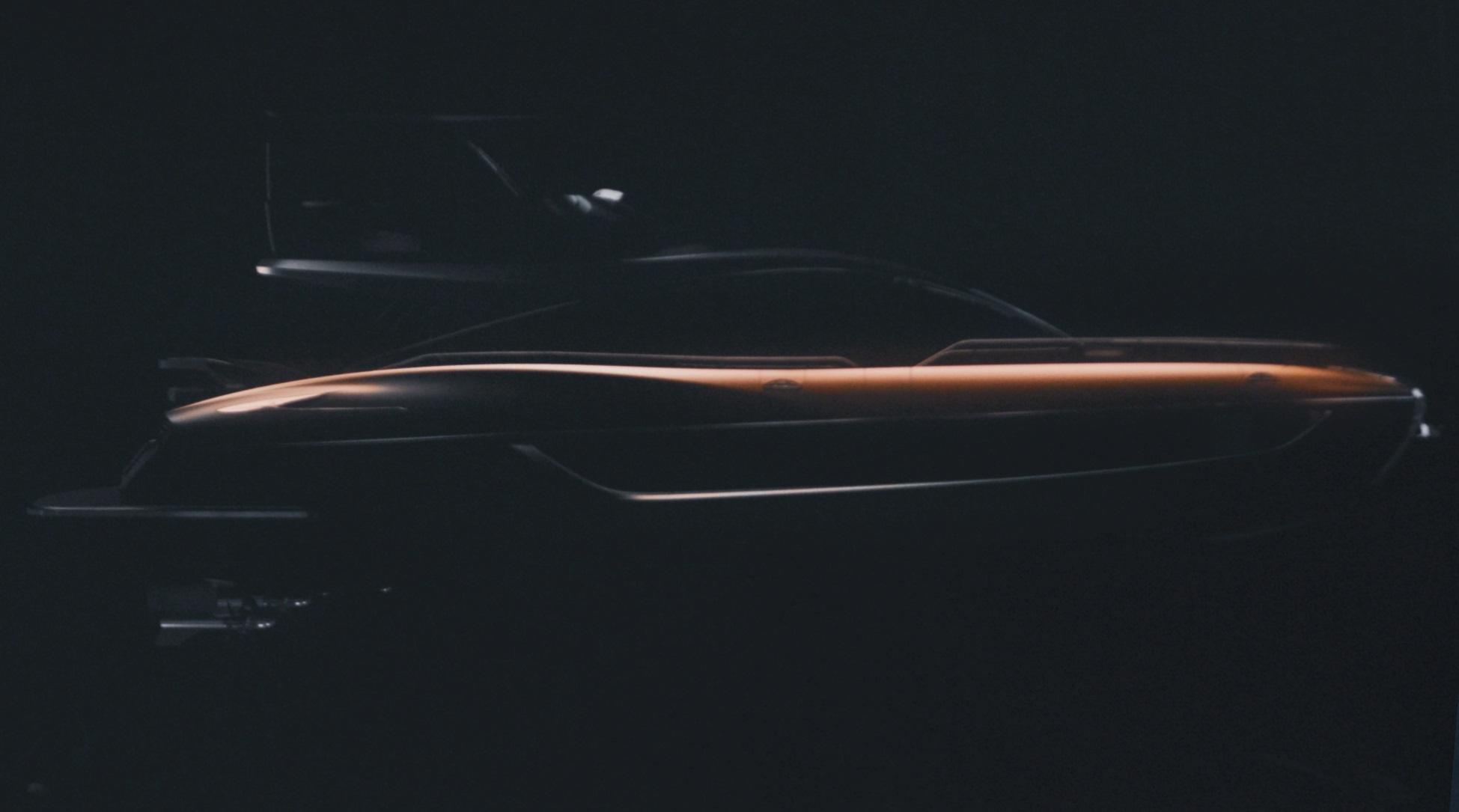 Lexus revela primeira imagem do Iate de Luxo LY 650