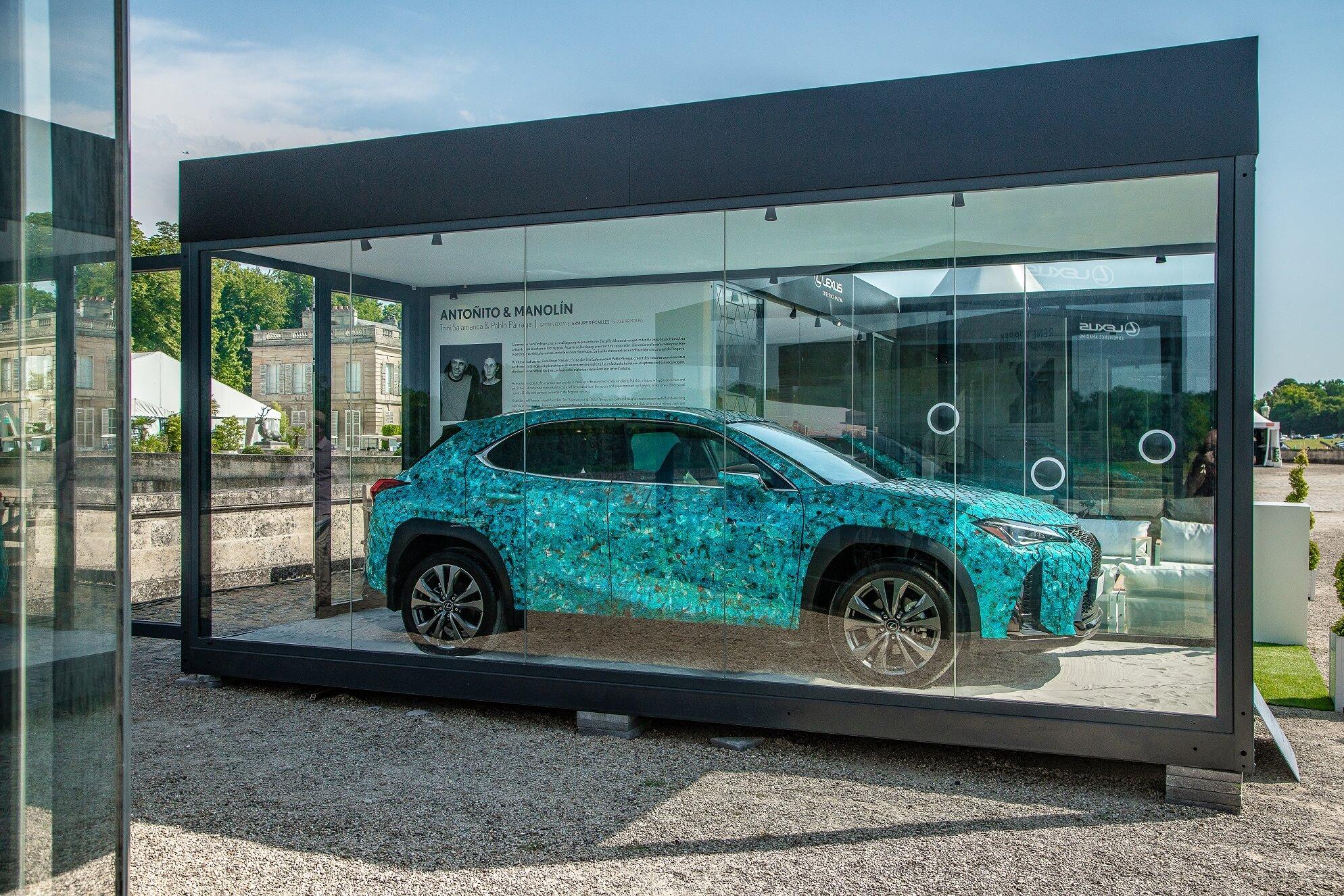 Lexus revela os vencedores do concurso Lexus Art Car