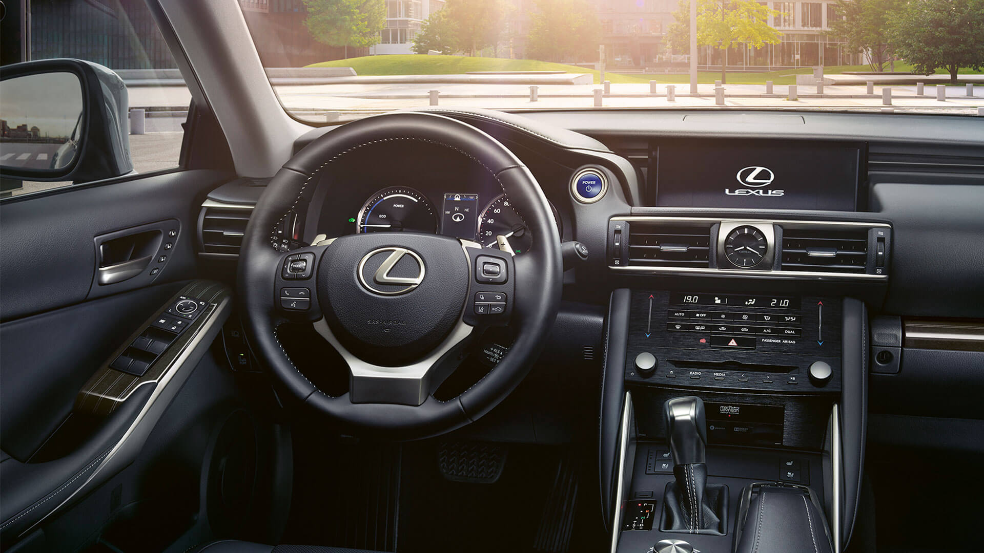 2018 lexus is gallery 009 interior