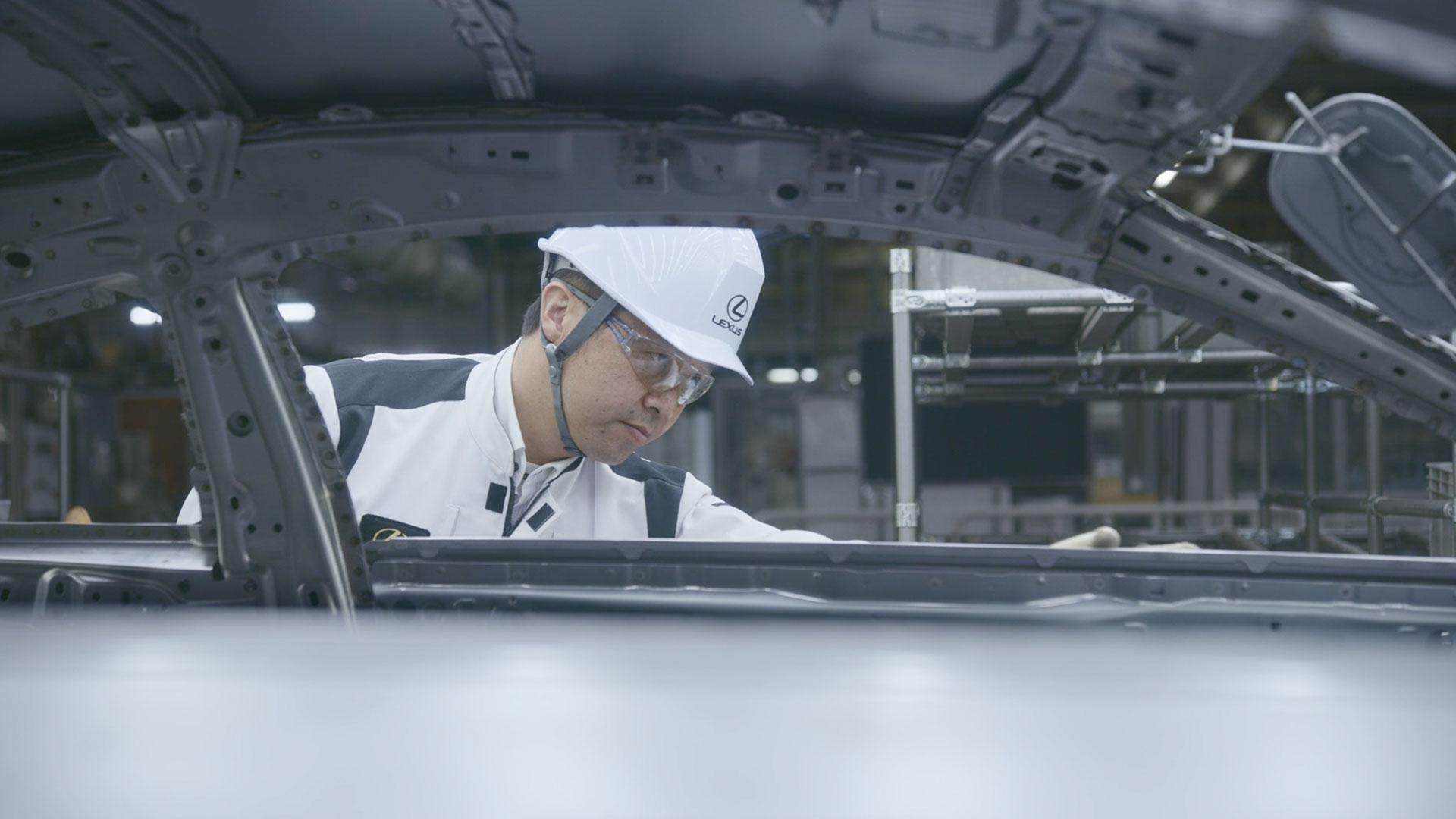 2019 lexus takumi living video creating a masterpiece