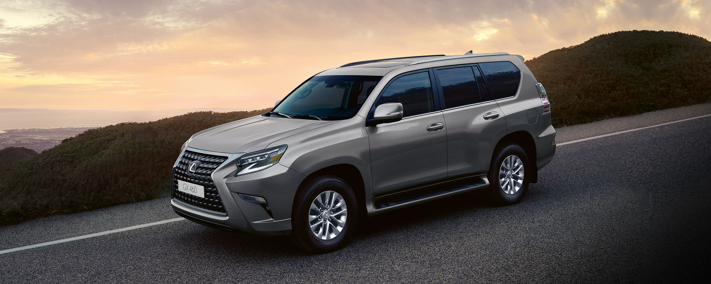 2019 lexus gx experience exterior front