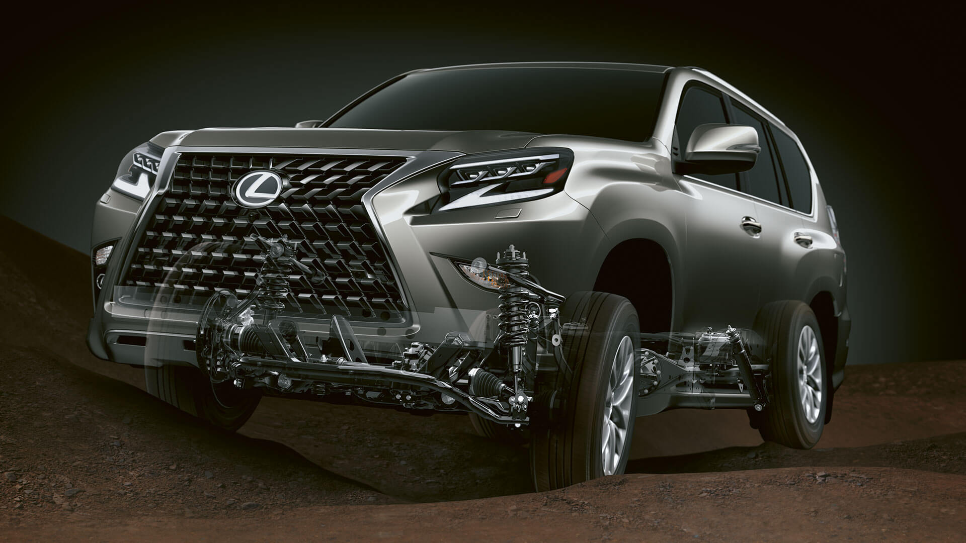 2019 lexus gx hotspot adaptive variable suspension