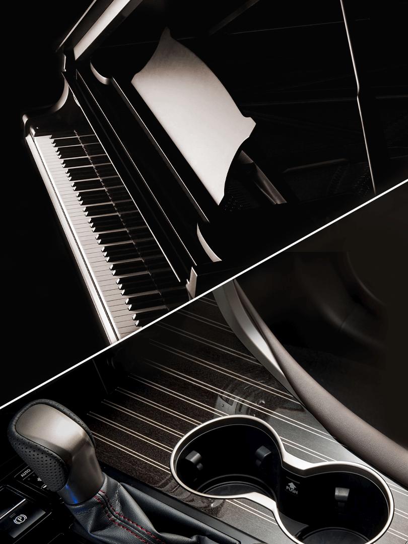 Parallax Image 2 piano black
