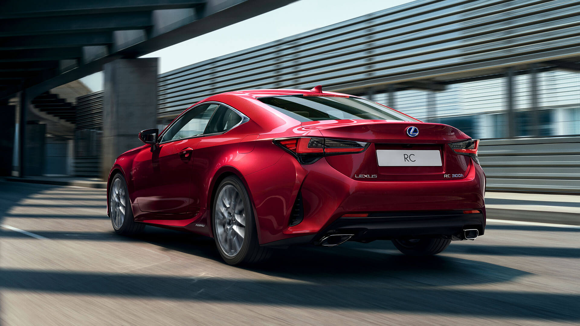 2018 lexus new rc razor sharp