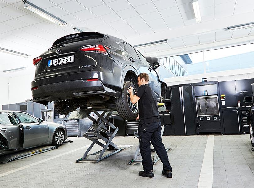 Lexus Malmö Verkstad