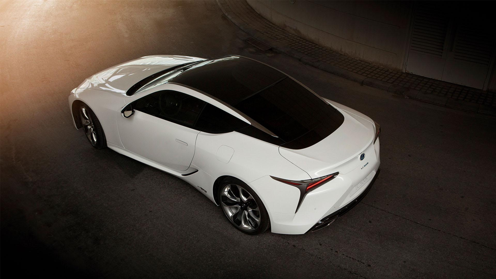 2017 lexus lc 500h next steps personalise 001