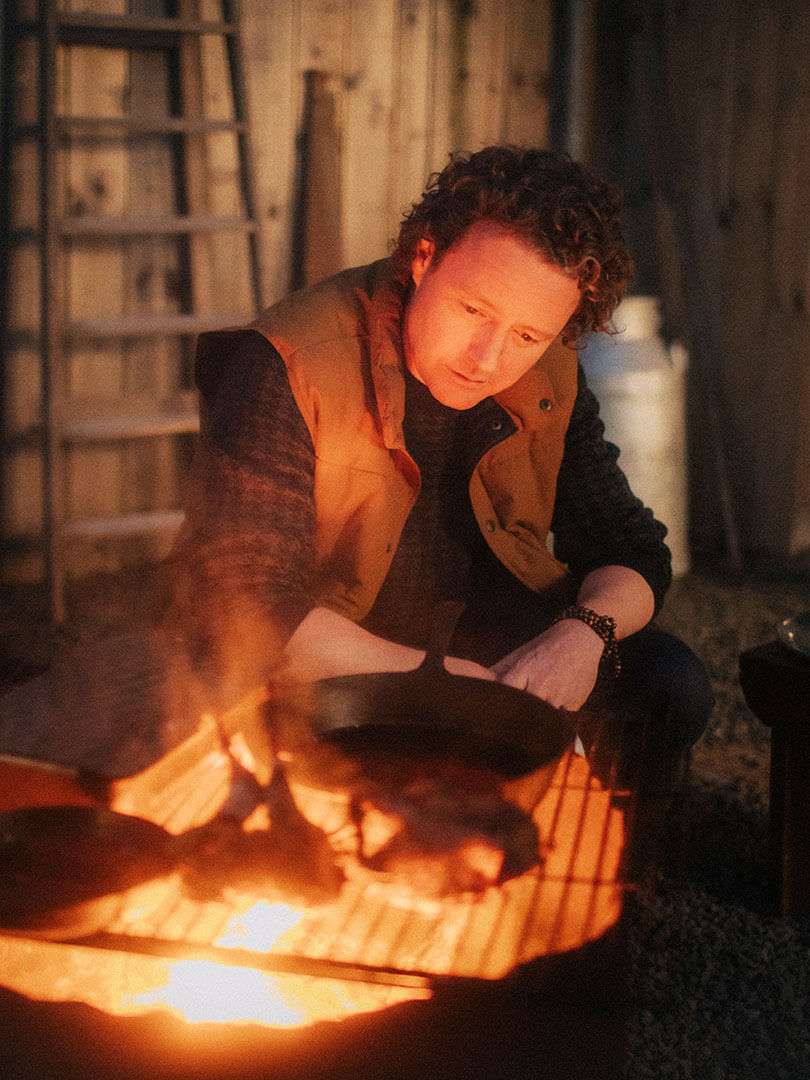 Episode Seven Meet Tom Kitchin Image