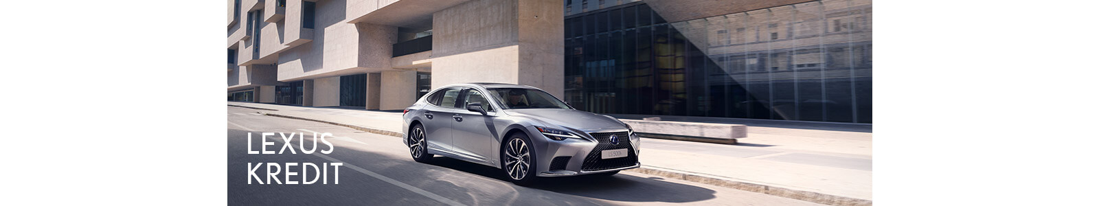Lexus Credit Image