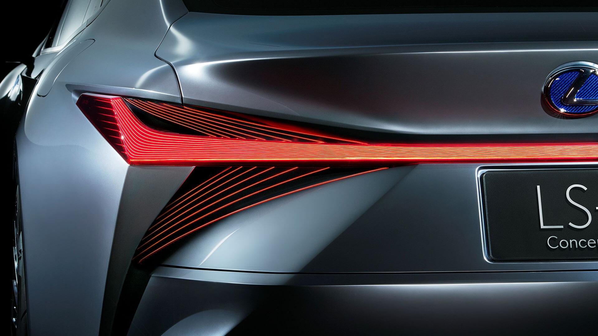 lexus ls concept tokyo motor show gallery 018