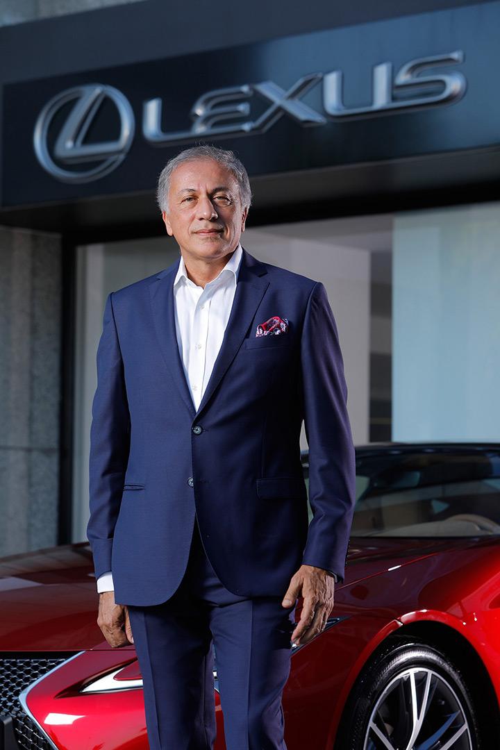 Lexus Yeni Elektrikli Araç Konseptiyle Vizyonunu Paylaştı gallery01