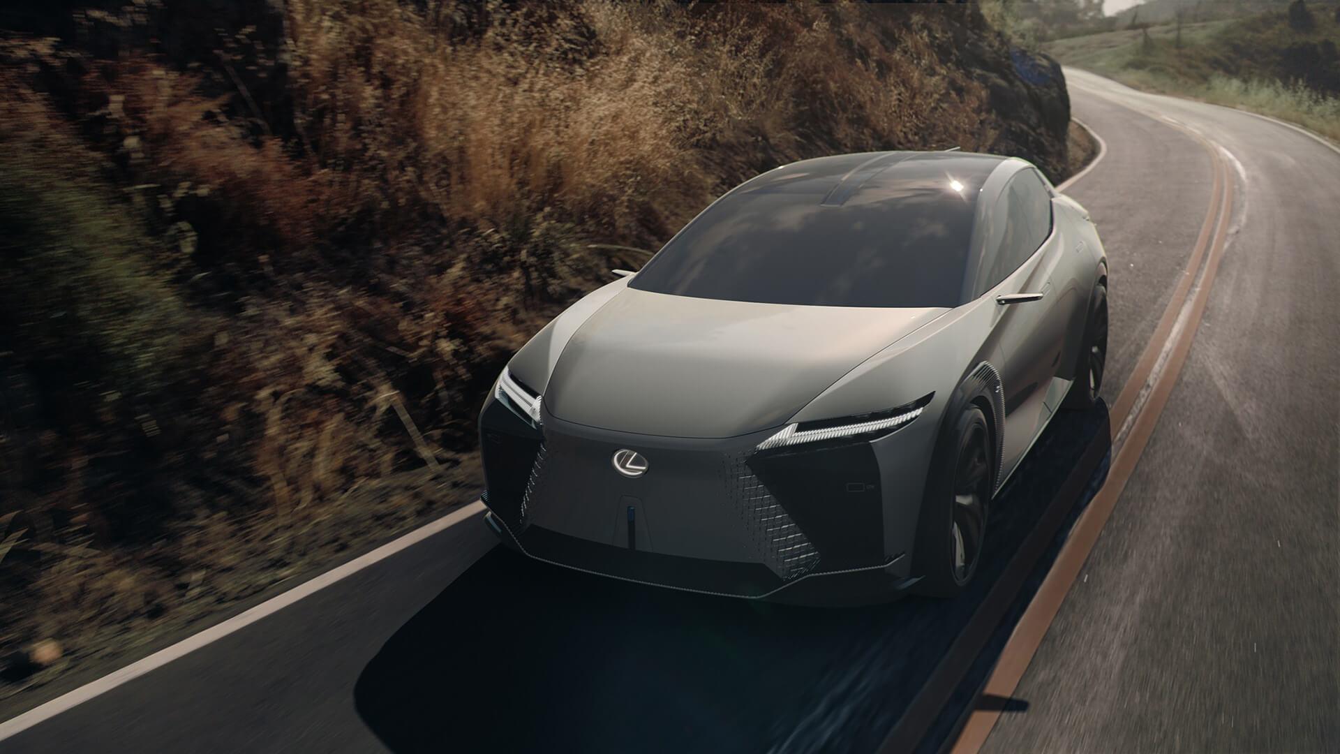 Lexus 2025'e Kadar 20 Elektrik Motorlu Model Tanıtacak gallery01