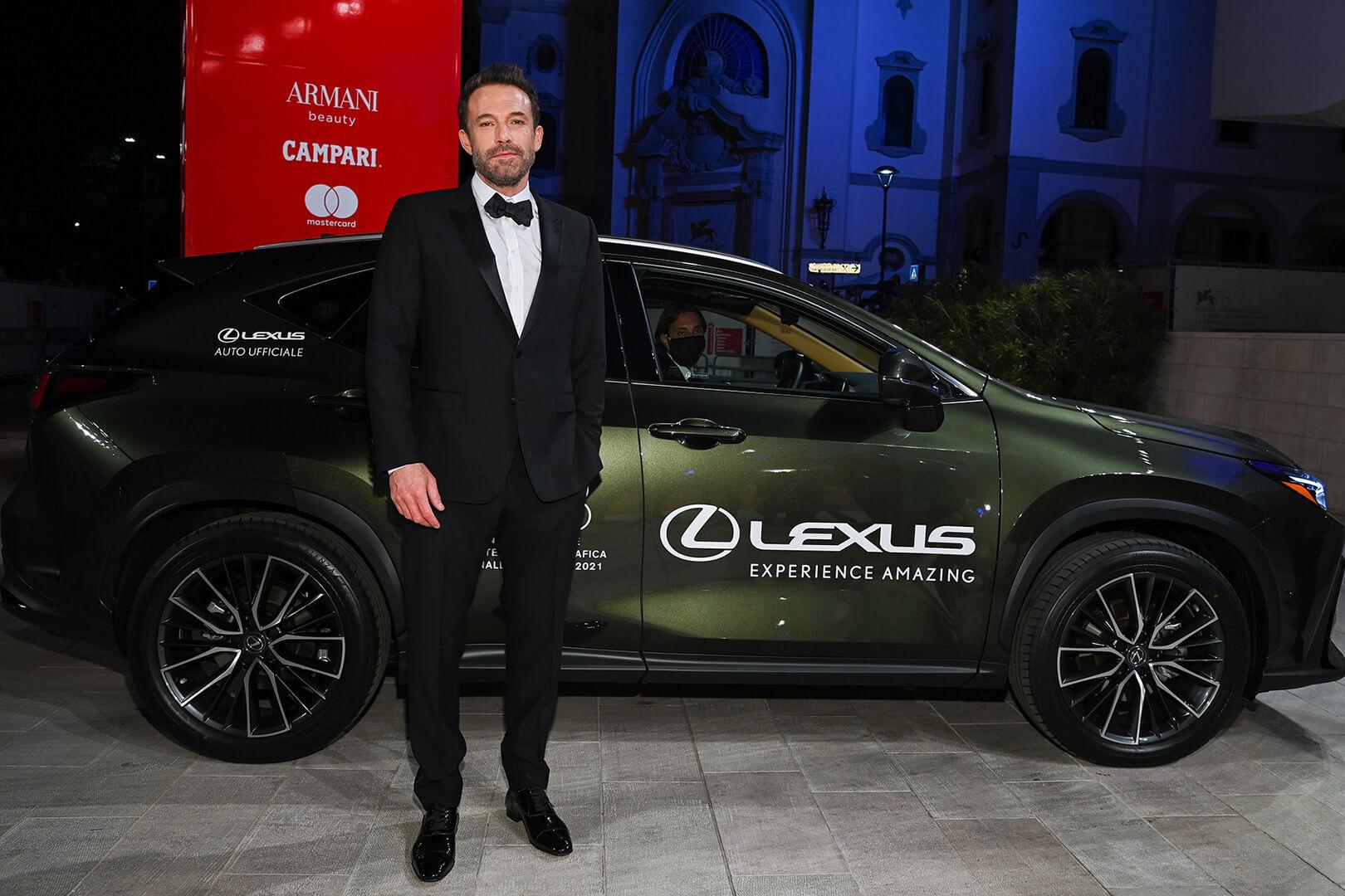 Lexus 78 Venedik Film Festivali'nde Yıldızları Ağırladı gallery01