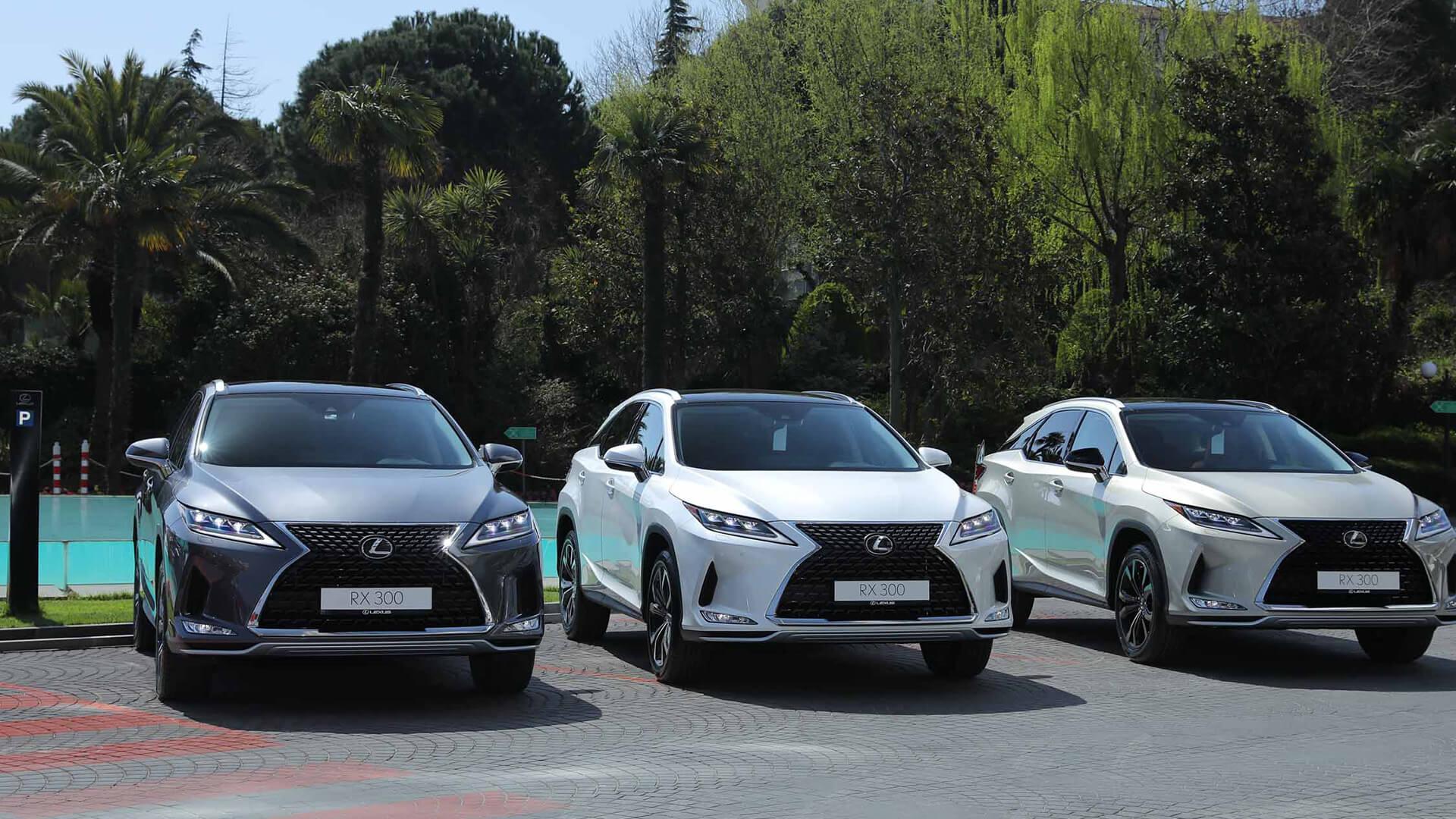 Dünyanın İlk Premium SUV'u Lexus RX gallery03