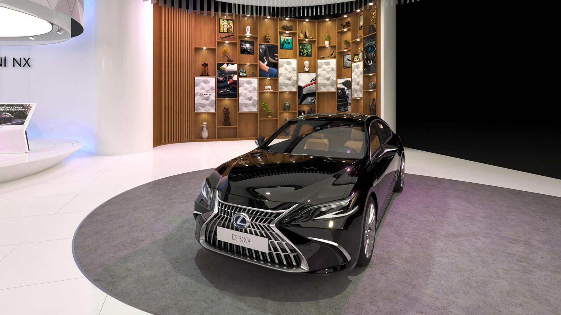 Lexus Autoshow Mobility Fuarı'na Damga Vurdu gallery03