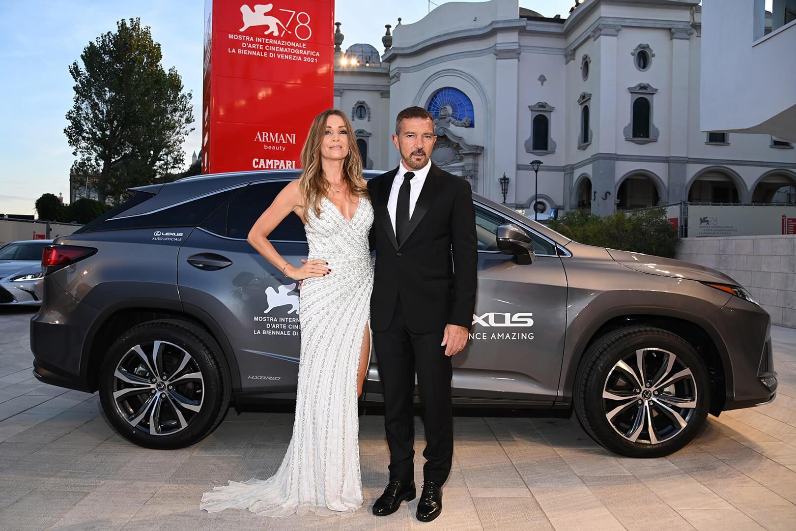 Lexus 78 Venedik Film Festivali'nde Yıldızları Ağırladı gallery04