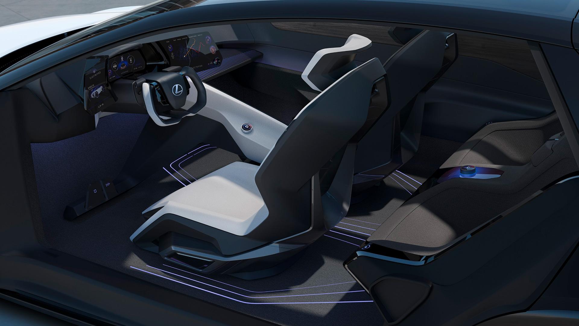 Lexus Yeni Elektrikli Araç Konseptiyle Vizyonunu Paylaştı gallery05