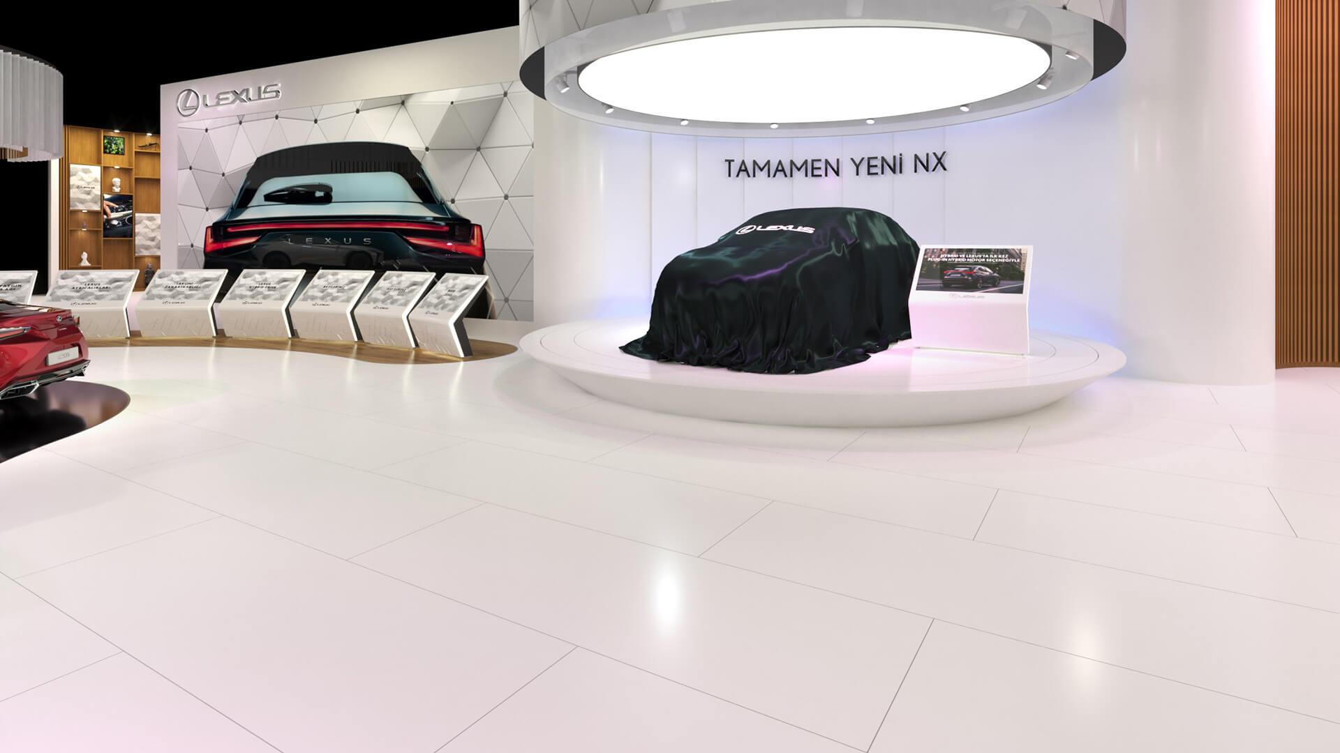 Lexus Autoshow Mobility Fuarı'na Damga Vurdu gallery05