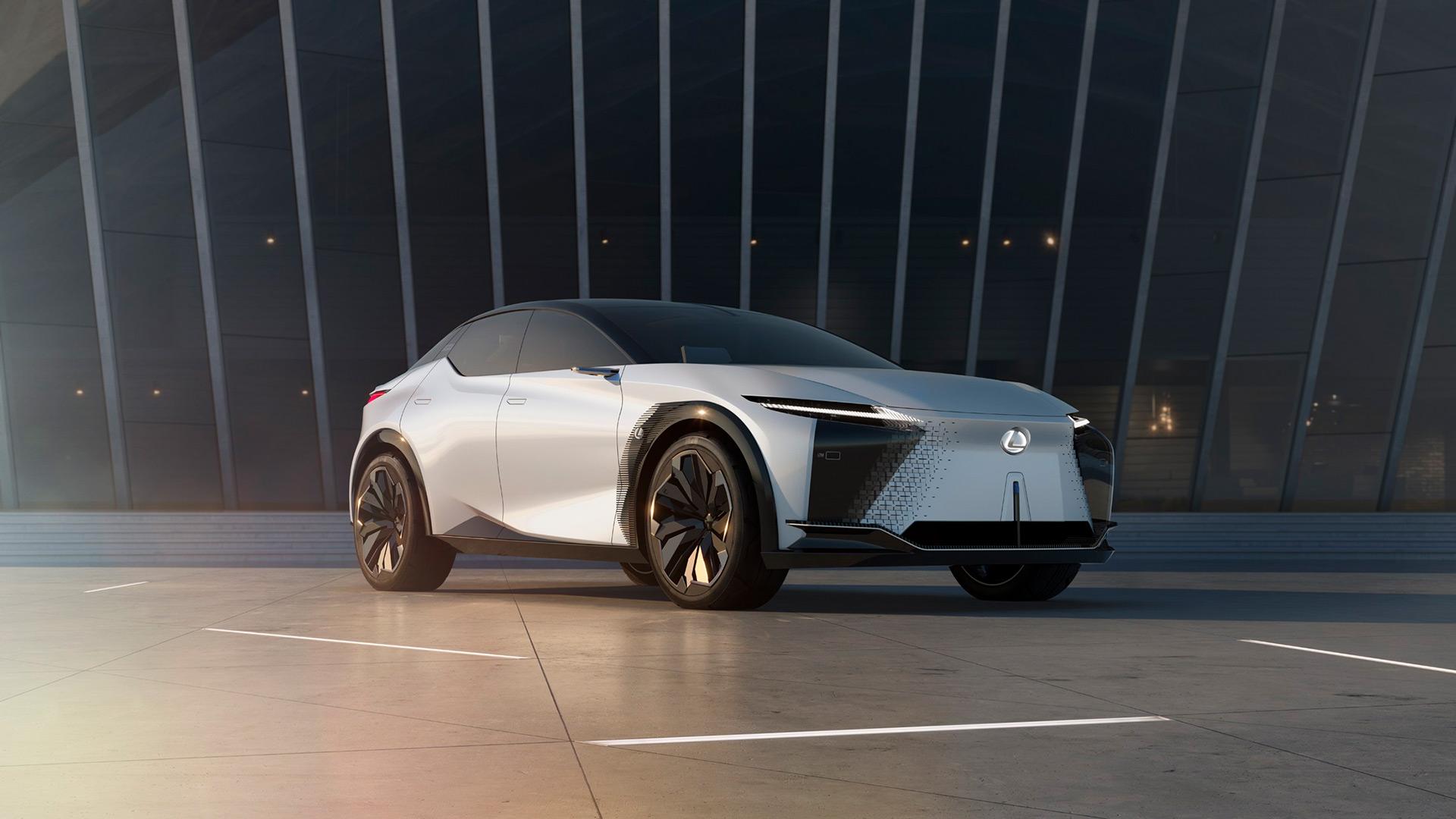 Lexus Yeni Elektrikli Araç Konseptiyle Vizyonunu Paylaştı gallery07