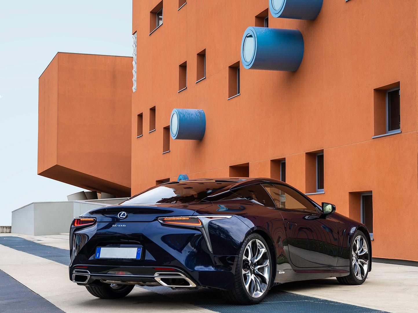 Lexus'tan Yaratıcılığa İlham Veren Seri Lexus Creates gallery01