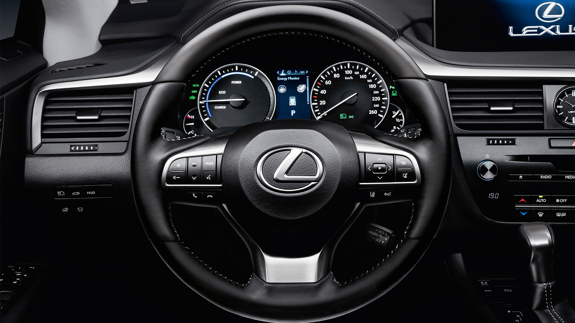 2018 lexus rx l features electric power steering