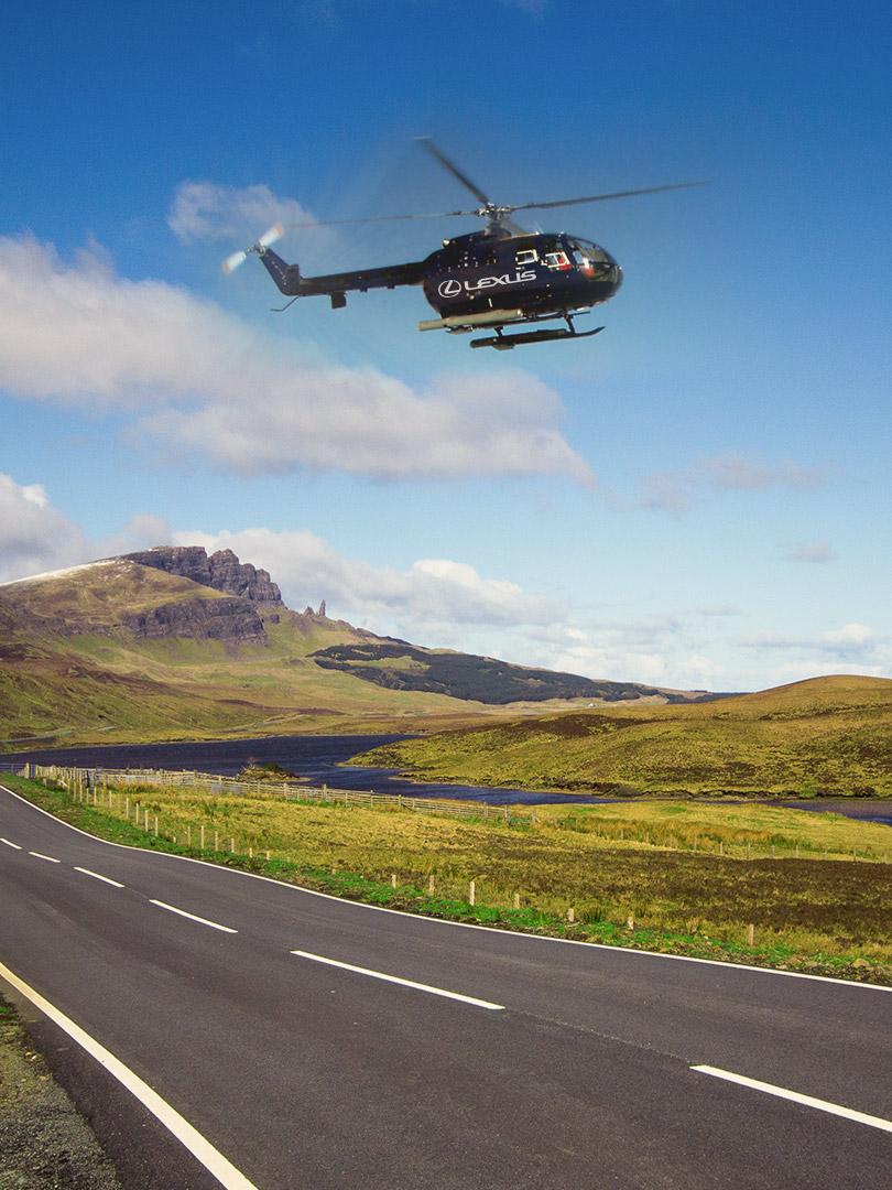 test item 9 helikopter