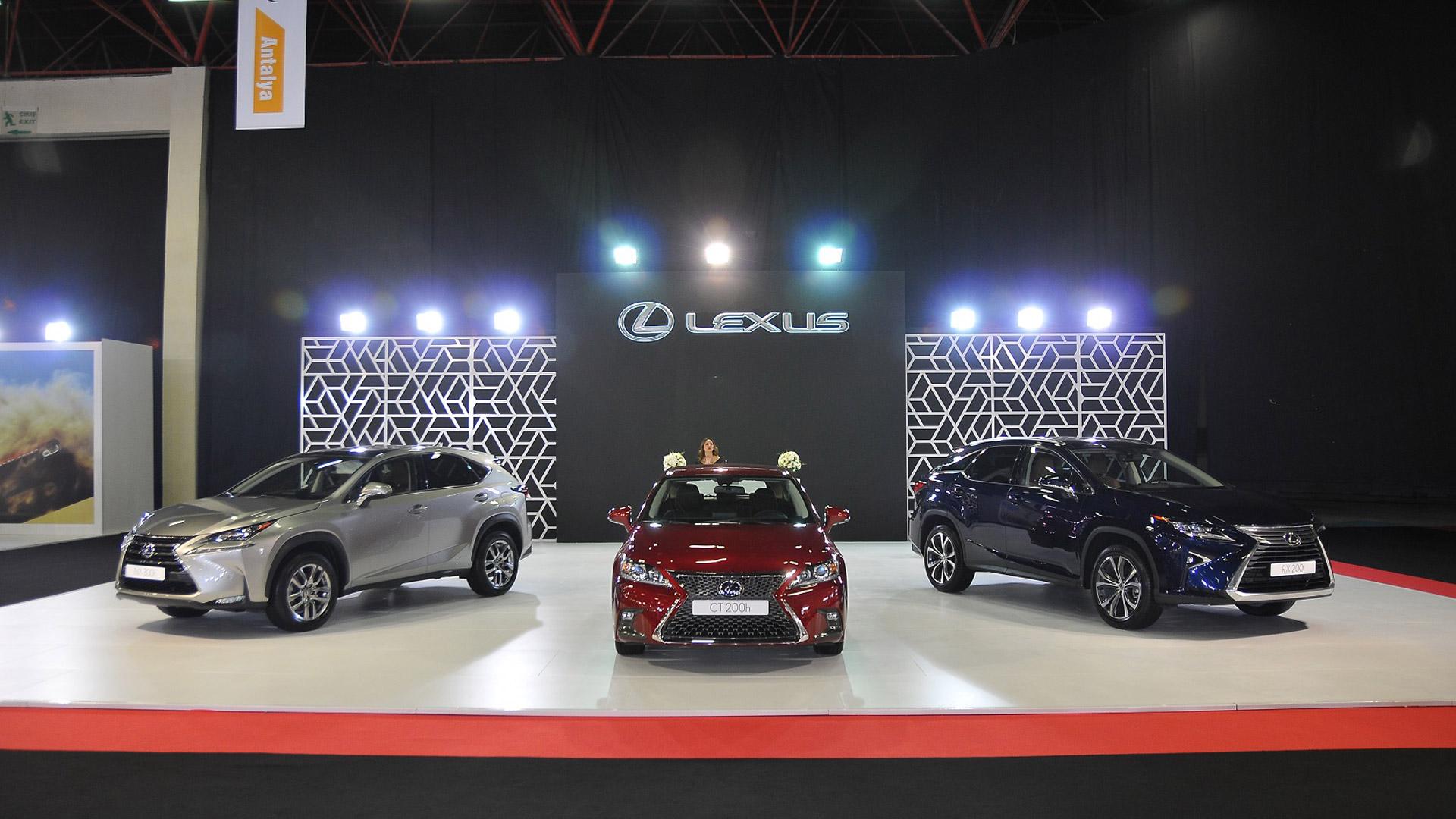 Lexus Antalya Otoshow gallery01