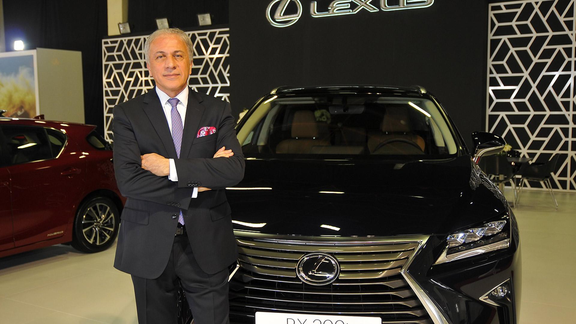 Lexus Antalya Otoshow gallery02