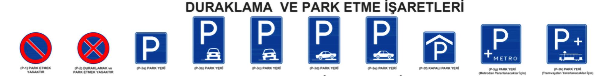 Güvenli Sürüş için Trafik Levha ve Anlamları 1997x1005 04 Levha