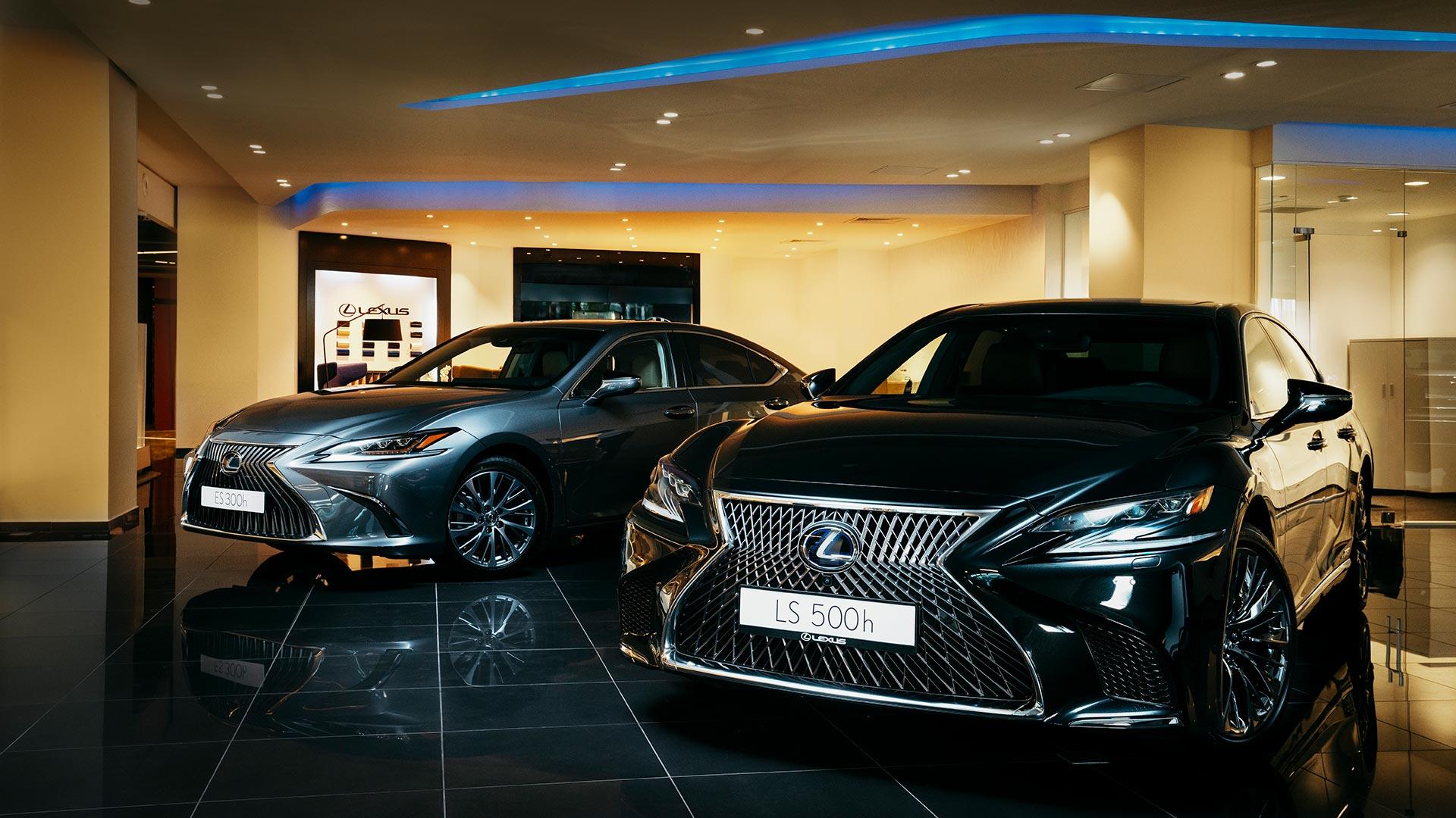 Lexus Istanbul Bayi gallery02