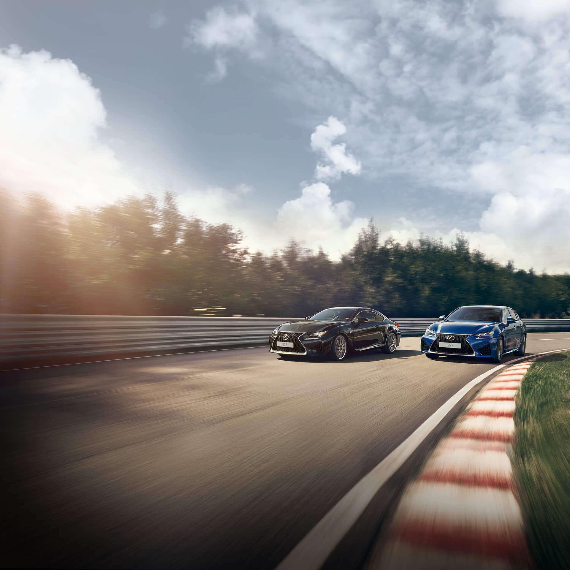 Lexus Performance F felsefesi