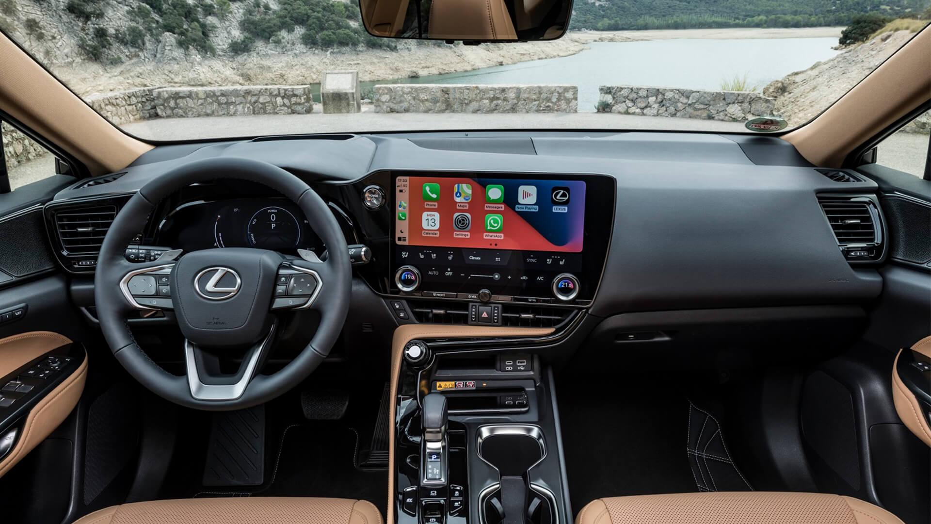 Yeni Nesil NX ile Lexus için Yeni Bir Dönem Başlıyor gallery02