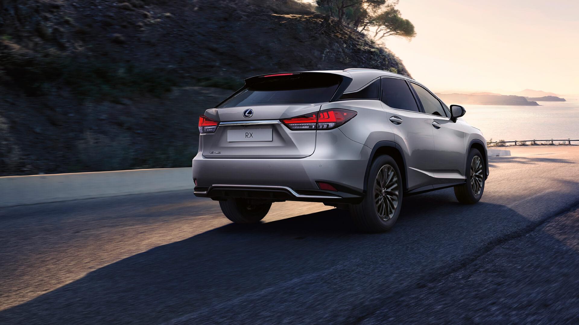 Lexus RX Kampanyası
